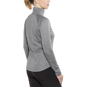 Meru Cannes Fleece Jacket Dame light grey